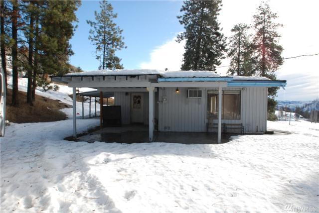 418 Antoine Creek Rd, Chelan, WA 98816 (#1394727) :: Kimberly Gartland Group