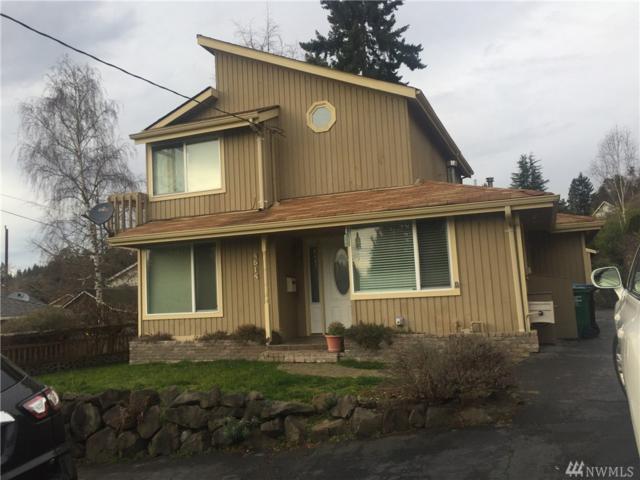 4514 SW Trenton St, Seattle, WA 98136 (#1394906) :: Ben Kinney Real Estate Team