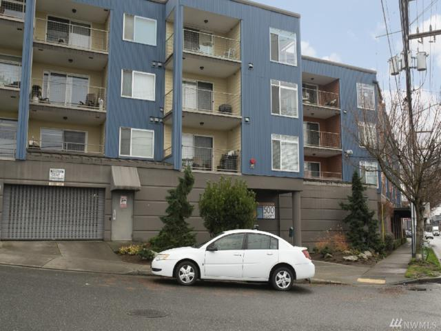 500 Elliott Ave W #202, Seattle, WA 98119 (#1394932) :: HergGroup Seattle
