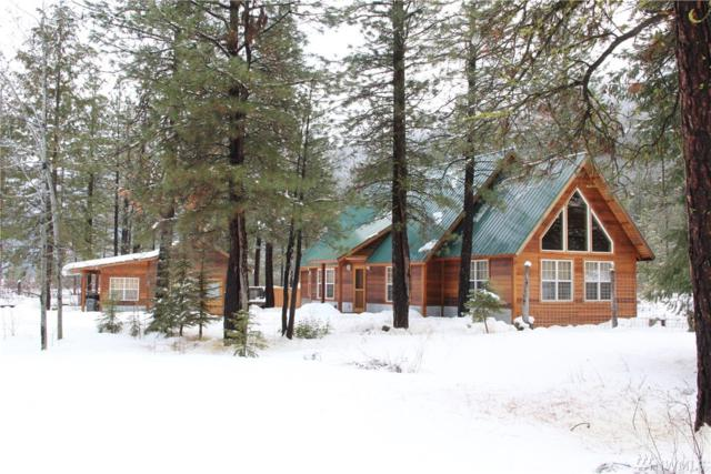 9 Deer Run Loop Rd, Mazama, WA 98833 (#1394935) :: The Royston Team