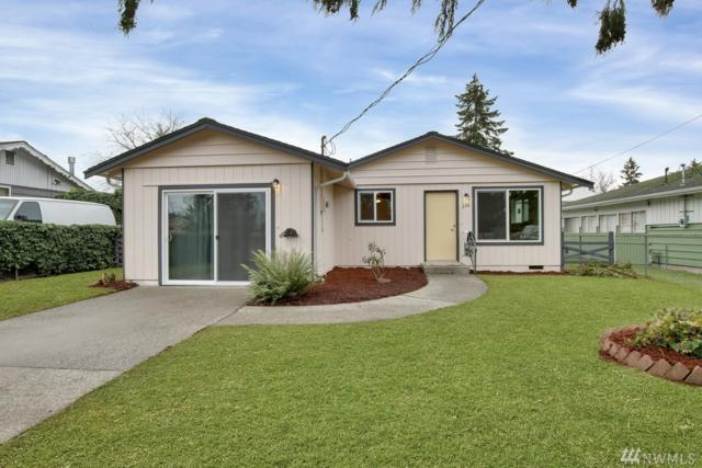 236 168th St S, Spanaway, WA 98387 (#1395307) :: Homes on the Sound
