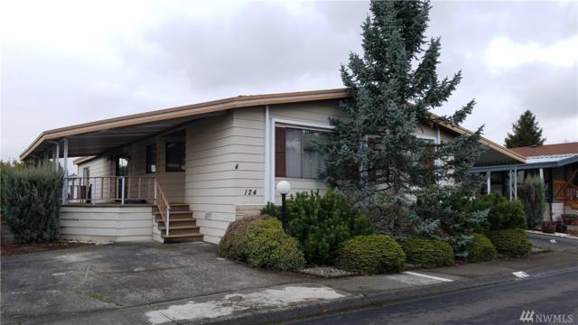 11436 SE 208th St #124, Kent, WA 98031 (#1395401) :: Homes on the Sound