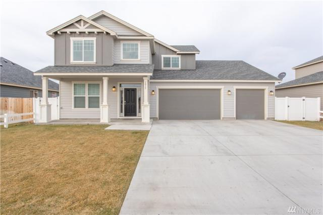 1015 NE Country Ave, Quincy, WA 98848 (#1395537) :: The Royston Team