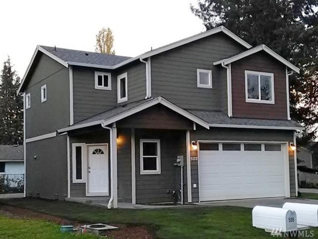 502 West St E, Tacoma, WA 98404 (#1395714) :: Keller Williams Realty