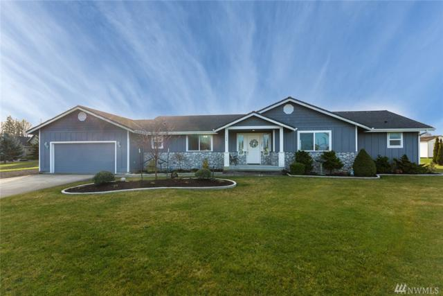 100 Frank Rd, Sequim, WA 98382 (#1395788) :: Homes on the Sound