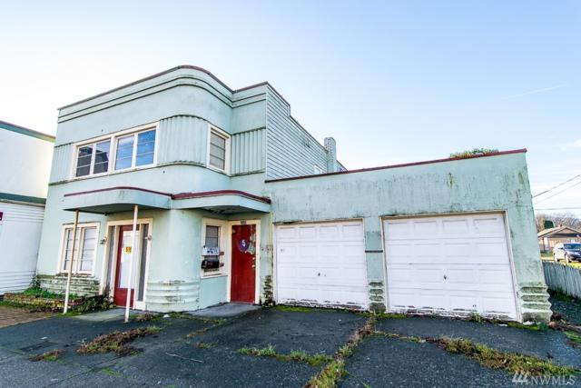 516 E First St, Port Angeles, WA 98362 (#1396075) :: Homes on the Sound