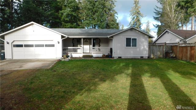 17518 153rd Wy SE, Yelm, WA 98597 (#1396244) :: Homes on the Sound
