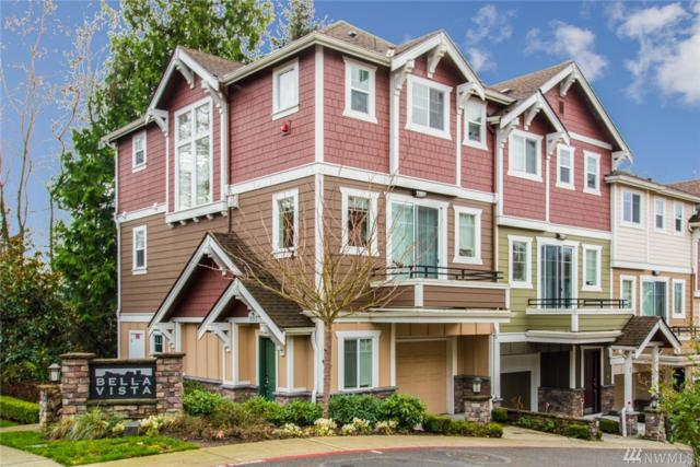 107 118th Ave Se #1, Bellevue, WA 98005 (#1396642) :: Homes on the Sound