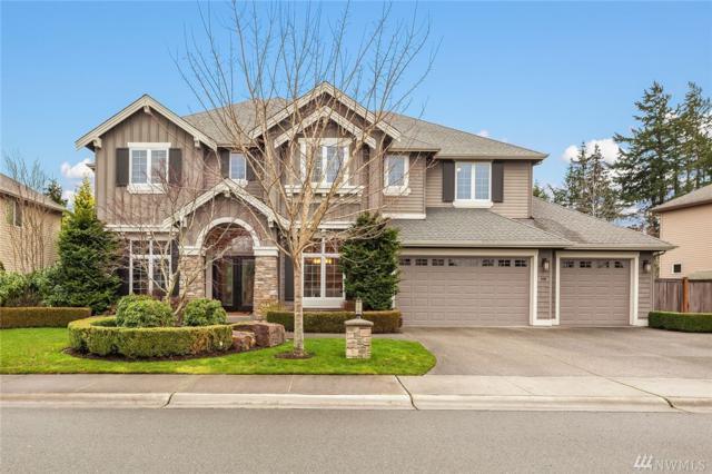880 211th Ave SE, Sammamish, WA 98075 (#1396764) :: Homes on the Sound
