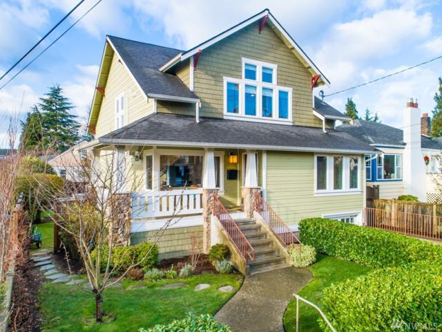 7717 32nd Ave NW, Seattle, WA 98117 (#1397035) :: KW North Seattle