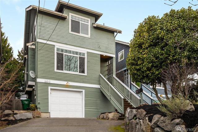 2012 S Norman St, Seattle, WA 98144 (#1397151) :: Beach & Blvd Real Estate Group