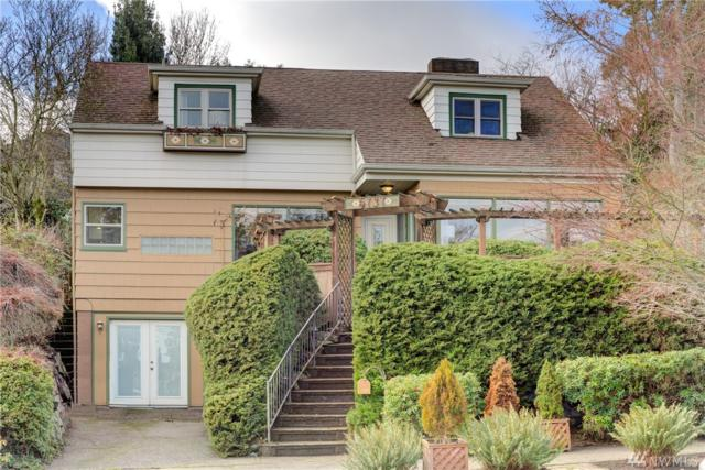 5737 36th Ave NE, Seattle, WA 98105 (#1397175) :: Homes on the Sound