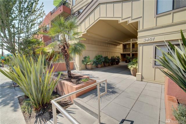 3401 Wallingford Ave N #105, Seattle, WA 98103 (#1397293) :: Pickett Street Properties