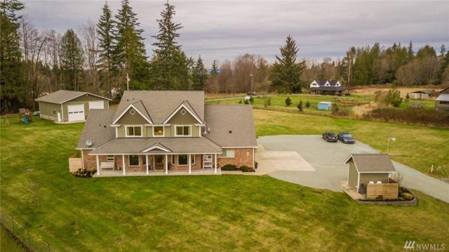 19843 County Line Rd, Stanwood, WA 98292 (#1397518) :: Homes on the Sound