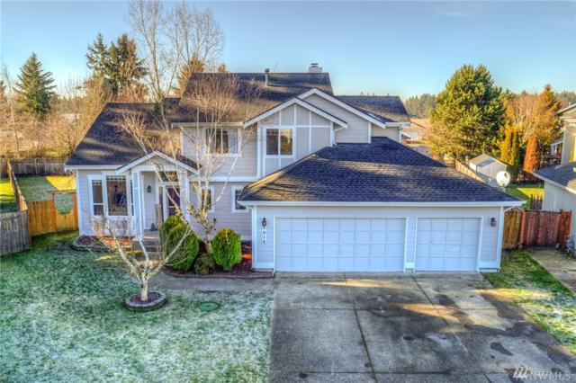 4014 219th St E, Spanaway, WA 98387 (#1397773) :: Homes on the Sound