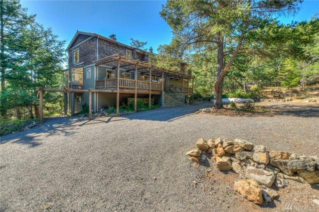 100 Oak Lane, Orcas Island, WA 98245 (#1398094) :: Homes on the Sound