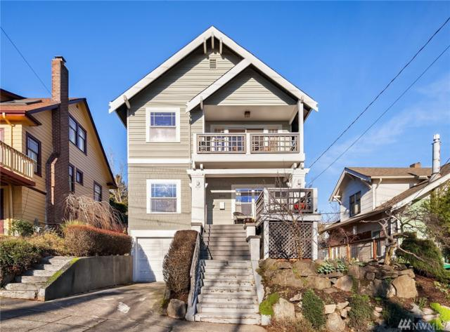 2112 N 38th St, Seattle, WA 98103 (#1398138) :: Keller Williams - Shook Home Group