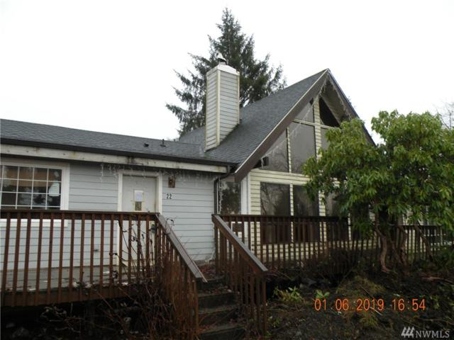 16 Williams Creek Rd, South Bend, WA 98586 (#1398146) :: Real Estate Solutions Group