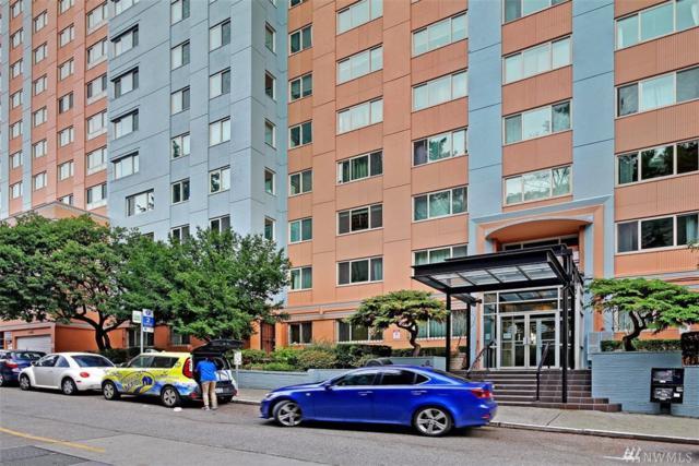 1400 Hubbell Place #1306, Seattle, WA 98101 (#1398149) :: Ben Kinney Real Estate Team