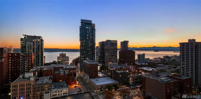 1920 4th Ave #2003, Seattle, WA 98101 (#1398309) :: Beach & Blvd Real Estate Group
