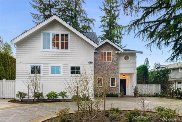 4419 95th Ave NE, Yarrow Point, WA 98004 (#1398731) :: Homes on the Sound