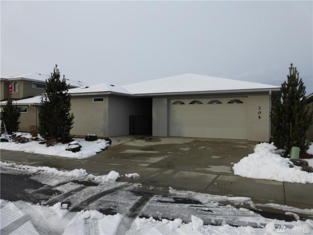 305 E Country Side Ave, Ellensburg, WA 98926 (#1398789) :: Homes on the Sound