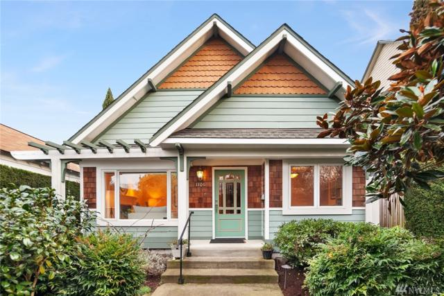 1106 32nd Ave E, Seattle, WA 98112 (#1398835) :: Homes on the Sound
