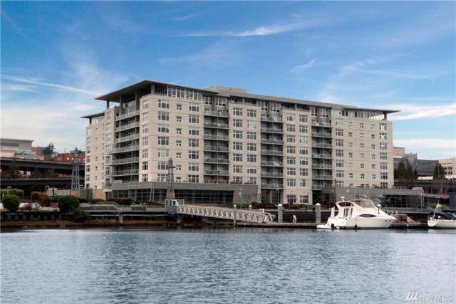 1515 Dock St #413, Tacoma, WA 98402 (#1398904) :: Homes on the Sound