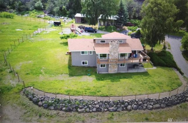 33311-A Hwy 97, Oroville, WA 98844 (#1398921) :: Homes on the Sound
