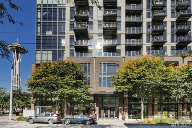 2720 3rd Ave #909, Seattle, WA 98121 (#1399141) :: Ben Kinney Real Estate Team