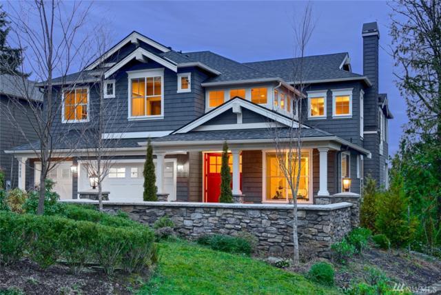 9988 SE 7th Ct, Bellevue, WA 98004 (#1399180) :: Homes on the Sound
