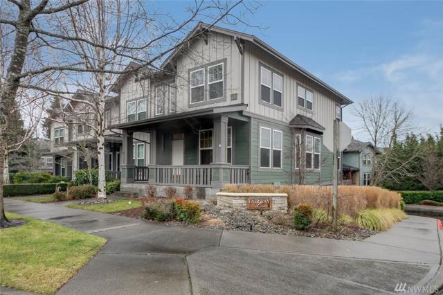7718 Fairway Ave SE #301, Snoqualmie, WA 98065 (#1399200) :: Pickett Street Properties