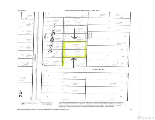6 S 342nd St, Auburn, WA 98001 (#1399360) :: Homes on the Sound