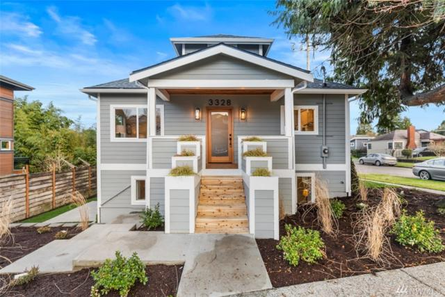 3328 21st Ave S, Seattle, WA 98144 (#1399459) :: Homes on the Sound