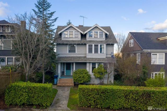 912 E Shelby St, Seattle, WA 98102 (#1399533) :: Homes on the Sound