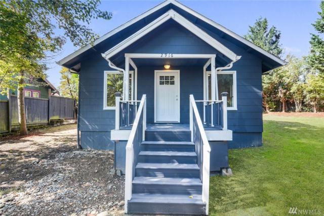 2916 S Warner St, Tacoma, WA 98409 (#1399611) :: Keller Williams Realty