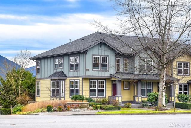 7732 Fairway Ave SE #205, Snoqualmie, WA 98065 (#1399642) :: Pickett Street Properties