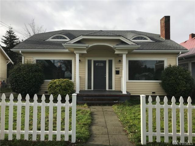 6010 S Warner St, Tacoma, WA 98409 (#1399732) :: Homes on the Sound