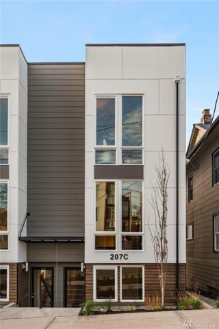 207 16th Ave C, Seattle, WA 98122 (#1399772) :: Kimberly Gartland Group