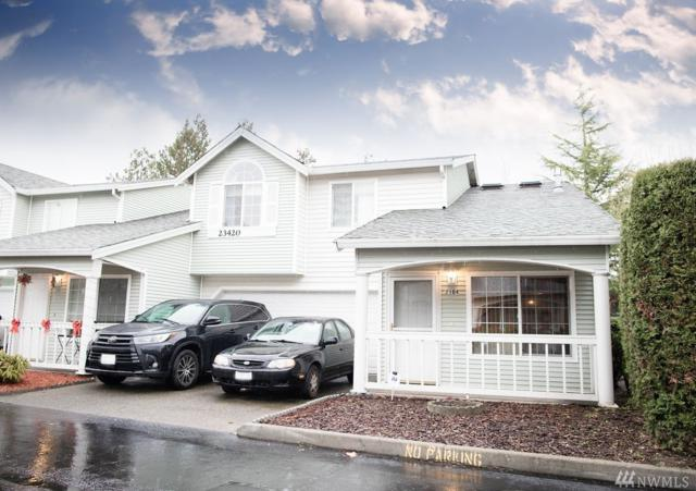 23420 62nd Ave S J104, Kent, WA 98032 (#1399807) :: Homes on the Sound
