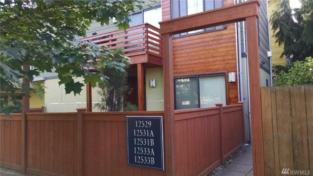 12531-B 26th Ave NE, Seattle, WA 98125 (#1399869) :: Keller Williams Realty Greater Seattle