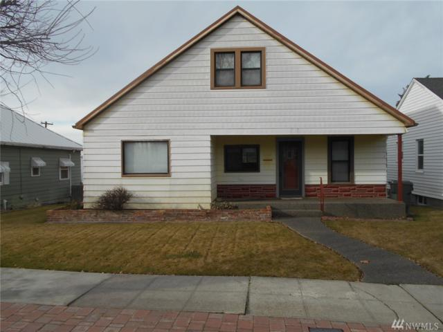 204 W 4th Ave, Ritzville, WA 99169 (#1399963) :: Homes on the Sound