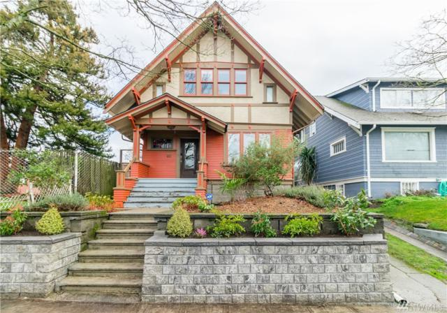 160 23rd Ave, Seattle, WA 98122 (#1400169) :: Pickett Street Properties