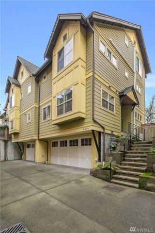 3126 Franklin Ave E A, Seattle, WA 98102 (#1400197) :: HergGroup Seattle