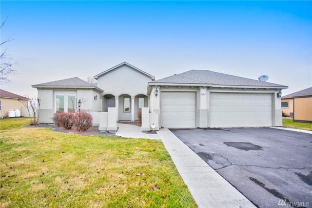 3028 NE Valley Rd NE, Moses Lake, WA 98837 (#1400370) :: Homes on the Sound