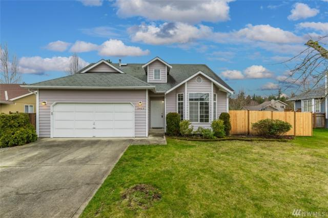 2402 19th St Pl SE, Puyallup, WA 98374 (#1400397) :: Keller Williams Realty