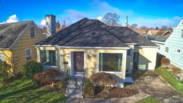 547 23rd Ave, Longview, WA 98632 (#1400417) :: Homes on the Sound