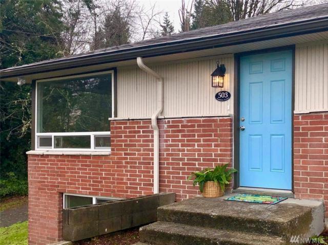 503 Grandview Ave, Shelton, WA 98584 (#1400513) :: Better Properties Lacey
