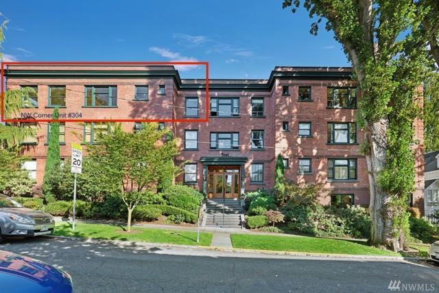 1216 1st Ave W #304, Seattle, WA 98119 (#1400565) :: Alchemy Real Estate
