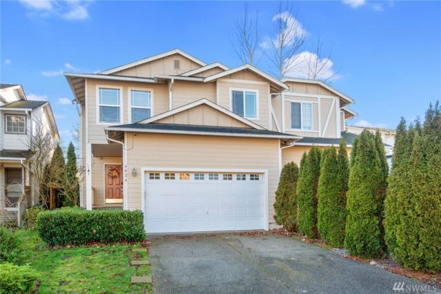 6824 132nd St Ct E, Puyallup, WA 98373 (#1400601) :: Ben Kinney Real Estate Team